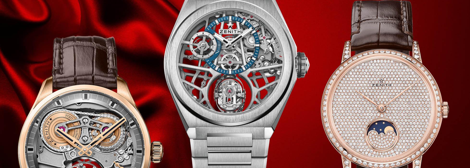 Zenith Uhren