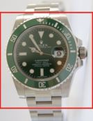 Rolex Submariner 116610 LV