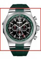 Breitling Bentley GMT Chronograph Lim Edition green