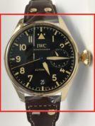IWC Fliegeruhren 501005 Big Pilot Heritage Bronze