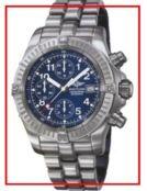 Breitling Professional 256 Blau