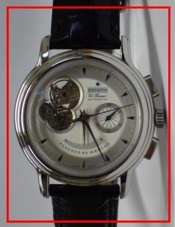 Zenith ChronoMaster 03.1260.402173.C505   Herren Uhren