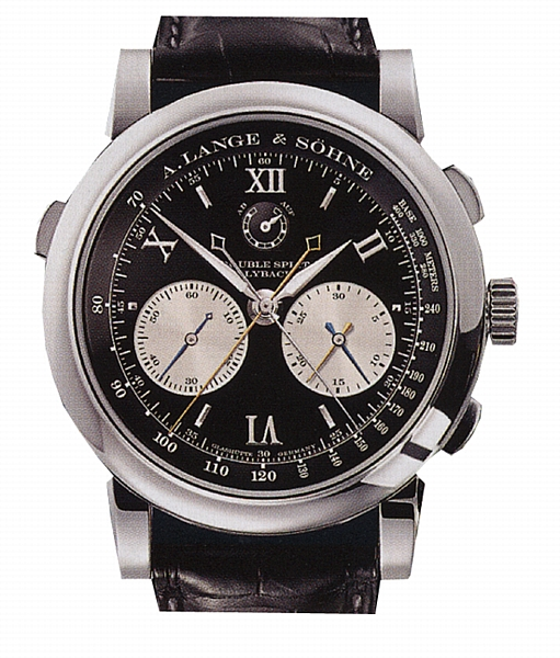 Graham Chronofighter CCACU04A Chronofighter Steel Weiss