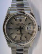 Rolex Day Date 118206