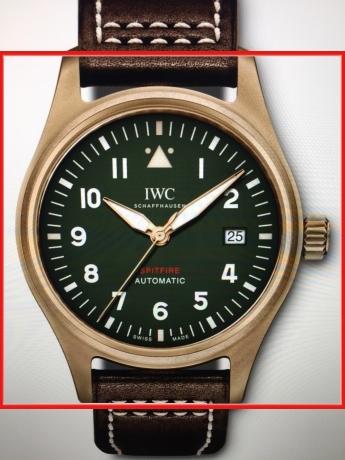 IWC Fliegeruhren 326802