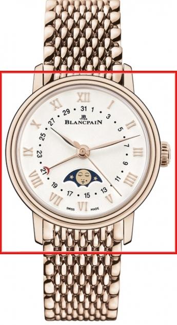Blancpain Villeret 6106-3642-MMB