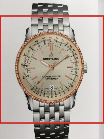 Breitling Navitimer U17325211G1A1