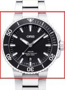 Oris Aquis 01 733 7730 4154-07 8 24 05PEB