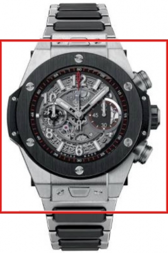 Hublot BIG BANG 411.NM.1170.NM