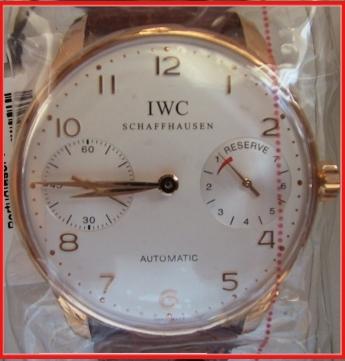 IWC Portugieser 5000-004
