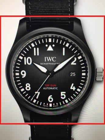 IWC Fliegeruhren 326901