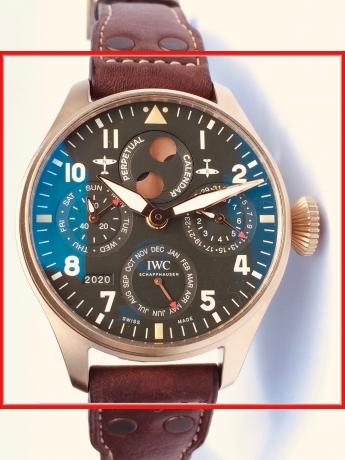 IWC Fliegeruhren 503601