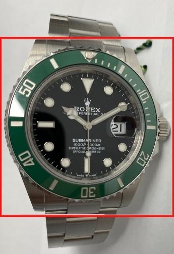 Rolex Submariner 126610 LV | Luxusuhren Online