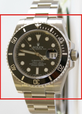 Rolex Submariner 126610 LN