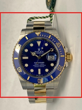 Rolex Submariner 126613 LN