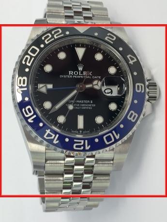 Rolex GMT Master 126710BLNR