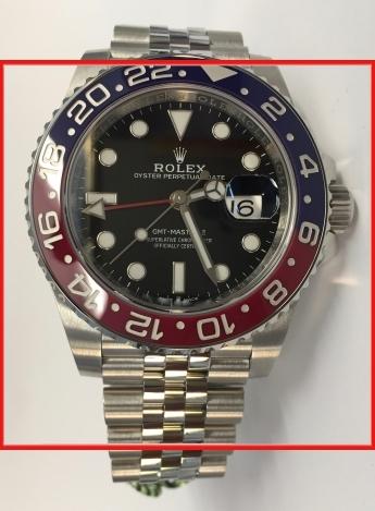 Rolex GMT Master 126710BLRO