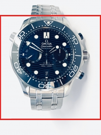 Omega Seamaster 21030445103001 | Diver Watch